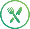 Improved Eating, Icon